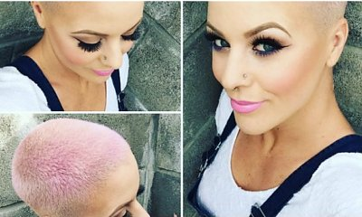 Buzz cut - ta fryzura przeżywa wielki comeback. Dziewczyny uwielbiają to seksowne cięcie!