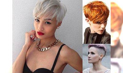 Krótkie fryzury dla charyzmatycznych kobiet! Idealne na wiosenną metamorfozę!