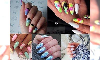 Ożywcze wzorki manicure - niezwykle stylowe i dziewczęce!