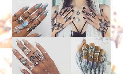 Hipnotyzujące manicure + piękne akcesoria - Zobacz najmodniejsze dłonie z Instagram!