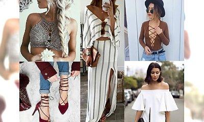 Przewodnik po modzie: Top 10 trendów, które zdominują lato 2016!
