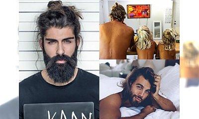 HOT: Długie fryzury dla mężczyzn. Najmodniejsze uczesanie długich włosów dla facetów na 2016