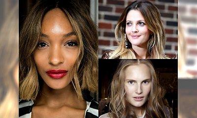 HOT: Konturowanie włosów hitem salonów fryzjerskich! Skuś się na najnowsze trendy 2016
