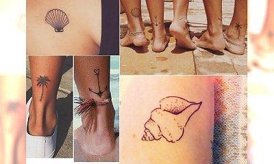 Zatrzymaj lato na zawsze! Urocze wakacyjne wzorki tatuażu, które pokochacie