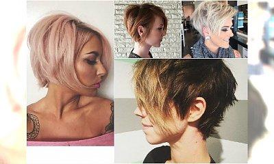 Krótkie fryzury - śliczne i kobiece jak nigdy dotąd! Wypróbujcie te modne cięcia