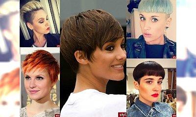 Uwielbiane krótkie cięcia włosów - doskonałe przy letniej metamorfozie!