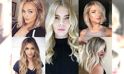 Najpiękniejsze koloryzacje dla blondynek na ten sezon. Daj się oczarować HOT trendom!