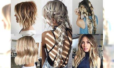 Ponad 20 koloryzacji i fryzur, które musisz pokazać swojemu fryzjerowi! Daj się zauroczyć najnowszymi inspiracjami
