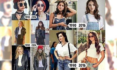 MEGA! Wracają trendy mody z lat 90-tych! Zobacz 18 zdjęć, które tego dowodzą!