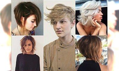 Trendy 2016: 20 krótkich cięć, które dodadzą objętości nawet najcieńszym włosom!