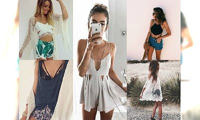 20 Stylowych stylizacji na upalne dni. Zobacz, co noszą fashionistki na lato 2016!
