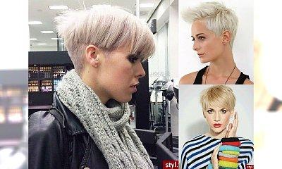 TOP 15-stka! Modne krótkie fryzurki dla blondynek!