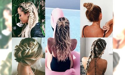 Garść MEGA dziewczęcych fryzur, dzięki który będziesz olśniewała podczas tegorocznych wakacji!