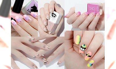 Ultra dziewczęce manicure, którym się nie oprzesz. 15 delikatnych wzorków na ten sezon