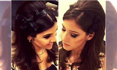 Fryzury na wesele - spiętrzone włosy w najpiękniejszych wariantach