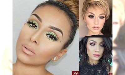 Makijaże inne niż wszystkie - najgorętsze trendy ze świata make-upu!