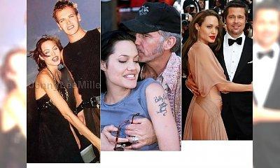 Wszyscy mężowie Angeliny Jolie - z kim wiązała się aktorka?