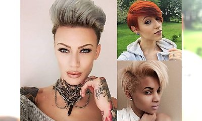 Krótkie fryzurki, które Cię zauroczą! Fryzjerskie perełki tego sezonu!