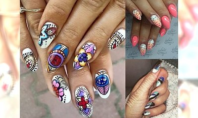 Inspiracje manicure dla różnych długości i kształtów paznokcia - MEGA GALERIA!