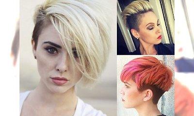 KOBIECA GALERIA krótkich fryzur 2016/2017! Poznaj najnowsze trendy!