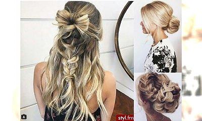 Top 16 fryzurek idealnych na jesień - musisz je wypróbować!