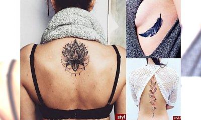 25 mega tatuaży! Galeria pełna stylowych trendów!