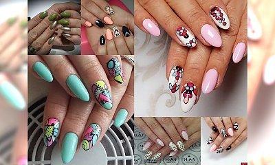 21 STYLowych inspiracji na mega dziewczęcy manicure! [TRENDY 2017]