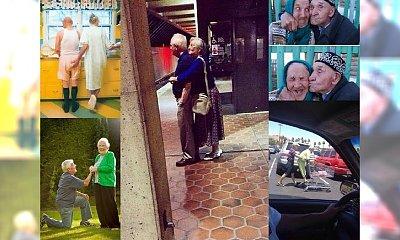 15 zdjęć par, które udowadniają, że miłość nie zna granic wiekowych! Wygrali los na loterii życia! NIESAMOWITE...