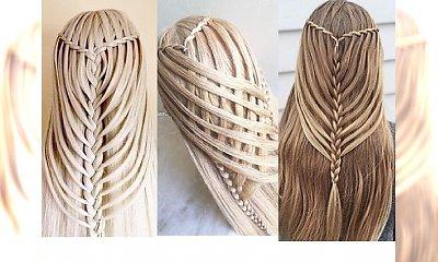 Waterfall mermaid braids - bajkowe warkocze, które wyróżnią Cię z tłumu!