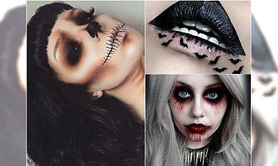 Makijaż na Halloween - 20 niezwykłych pomysłów na straszny makeup
