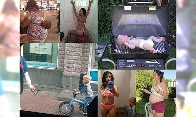 """Te """"mamusie"""", powinny mieć zakaz macierzyństwa! To jak traktują swoje dzieci, woła o pomstę do nieba! Przerażające..."""