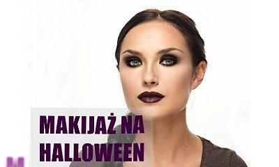 Stylowy makijaż na Halloween - dla pokojówki, nauczycielki, pielęgniarki i innych kobiecych postaci