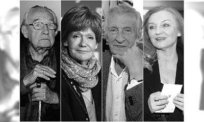 Znani, którzy odeszli w 2016 roku. Pamiętajmy o nich w tym szczególnym dniu