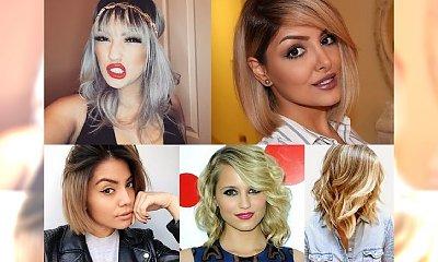22 kobiece cięcia włosów średniej długości - TO JEST HOT!