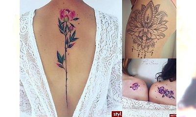 Mega charyzmatyczne tatuaże, które nigdy się nam nie znudzą! Galeria pełna nowości!