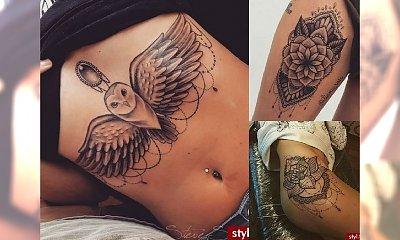 Kilkanaście tatuaży, które pokochasz! Mega stylowe motywy!