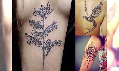 Galeria kobiecego tatuażu - super motywy dla stylowych kobiet!