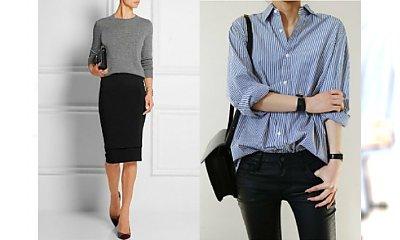 Ubrania w stylu MINIMALISTYCZNYM są zawsze trendy! Duża galeria inspiracji