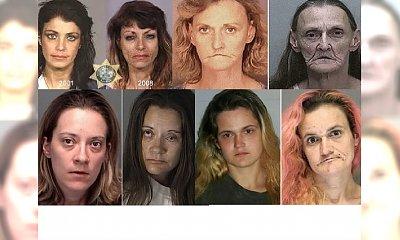 SZOK!!! Tak przez kilka lat zmieniły ich narkotyki. Przerażające!!!