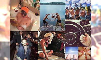 CO ZA PETARDA! Ci mężczyźni postanowili odtworzyć zdjęcia i najczęstsze pozy kobiet z Instagrama - SĄ GENIALNI!
