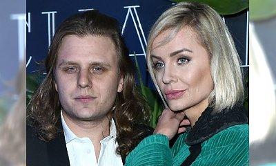 Agnieszka Woźniak-Starak i Piotr Woźniak-Starak razem na imprezie. Ona seksowna, a on...