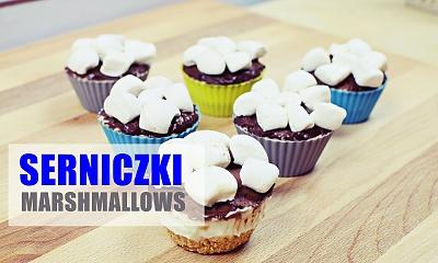 Amerykańskie serniczki marshmallows! Obłędne w smaku