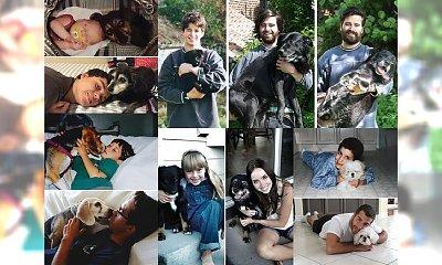 Ponad 20 zdjęć, które pokazują magię dorastania z psem! Te fotki są ABSOLUTNIE CUDOWNE!
