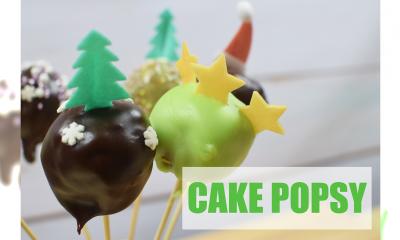Świąteczne cake popsy - lizaki z ciasta, które OCZARUJĄ Twoich gości!