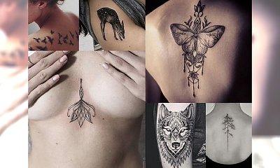Kilkanaście tatuaży dla STYLowych kobiet! Wybierz motyw dla siebie!