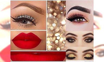 15 inspiracji na wystrzałowy make-up na Sylwestra! HOT GALERIA!