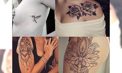 Tatuaże na rok 2017! HOT GALERIA, której nie można przegapić!