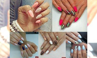 STYLOWE inspiracje manicure, które sprawdzą się w każdej sytuacji! TOP 28!