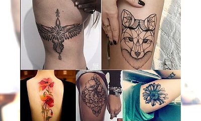 Tatuaże 2017 - stylowe inspiracje zgodne z najnowszymi trendami!