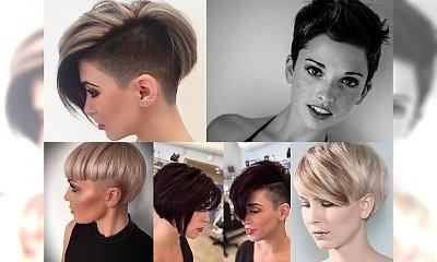 Krótkie fryzury, które Cię oczarują! Odkryj charyzmatyczne cięcia jak z najlepszych salonów!